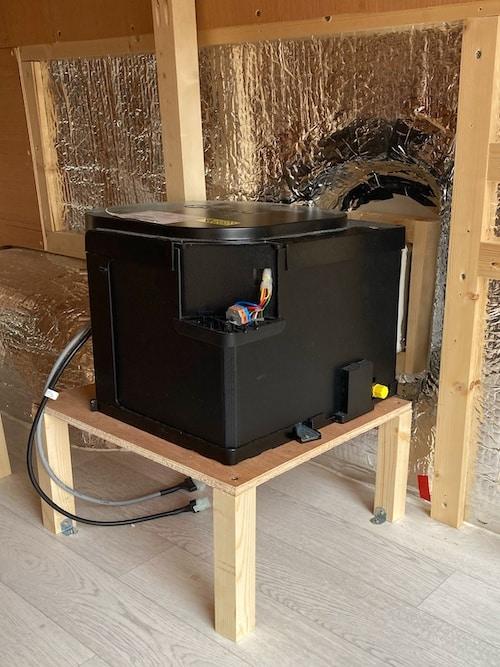 best water heater for van conversion
