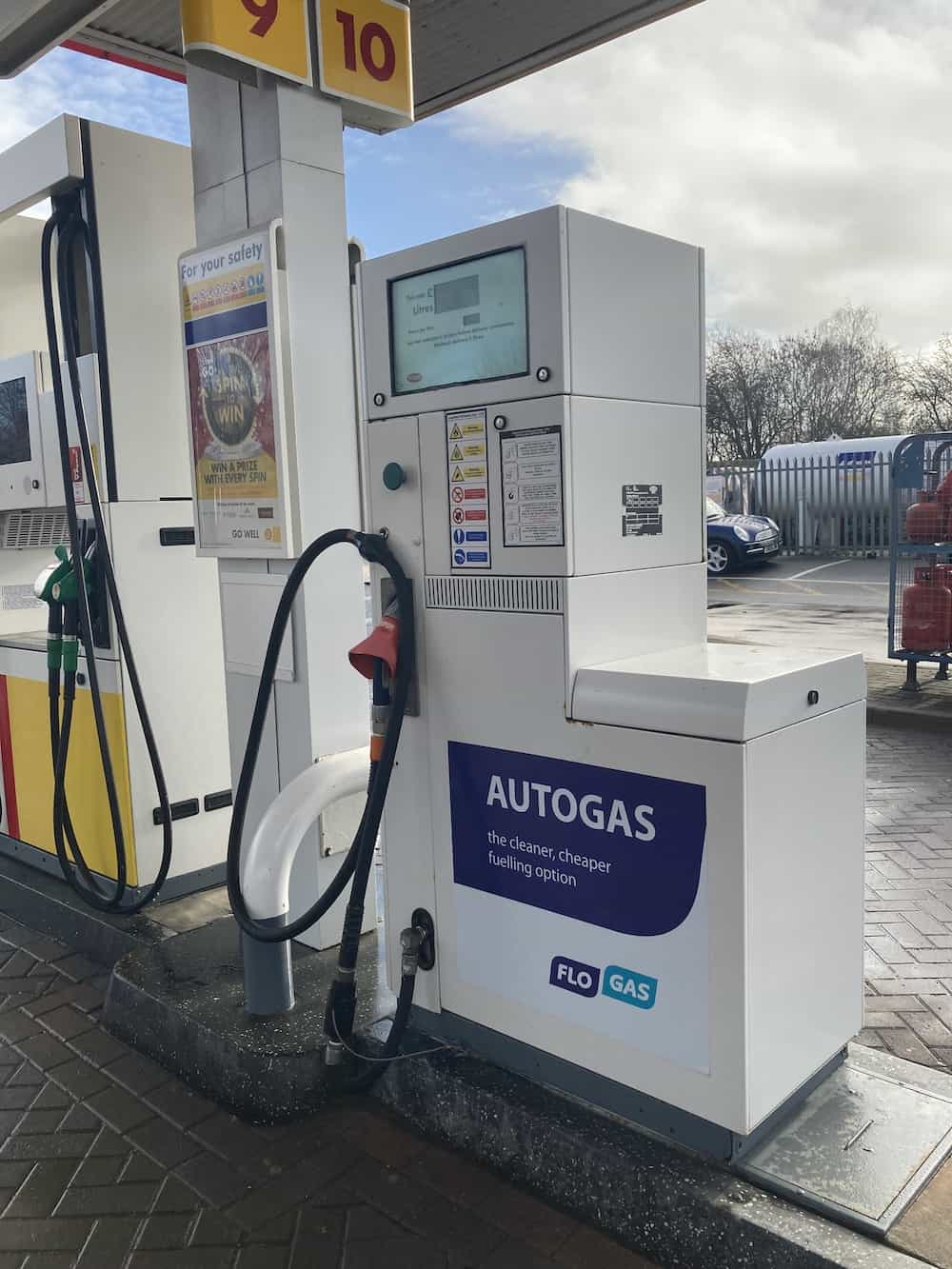 Autogas Refill Point UK
