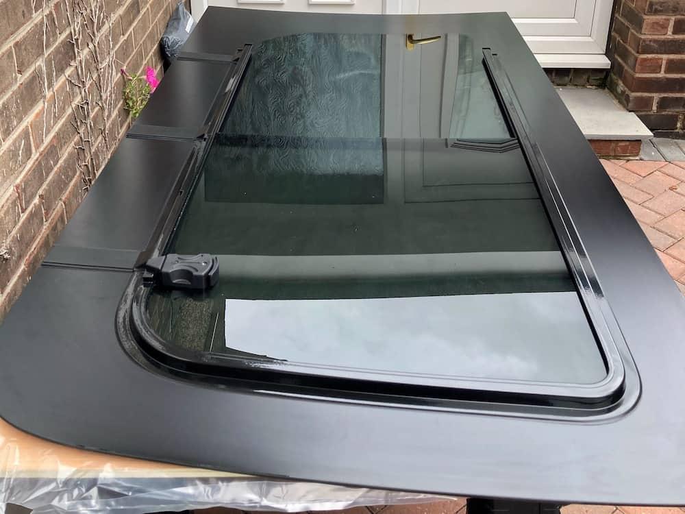best windows for van conversion
