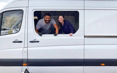 Camper Van Windows: DIY Fitting Guide