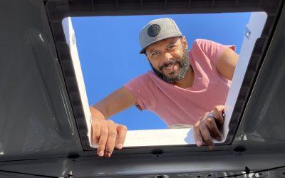 Campervan Roof Vent: DIY Installation