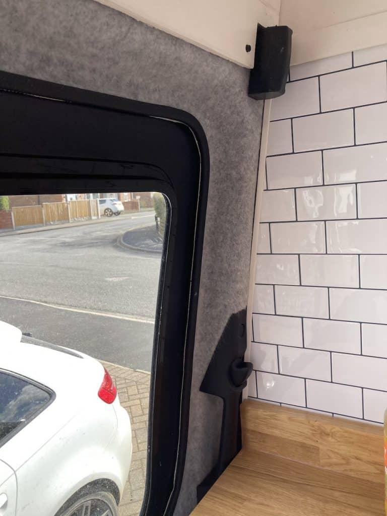 panel van windows