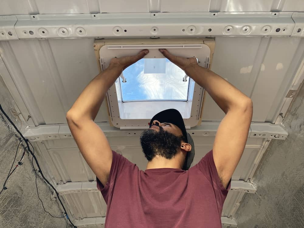 roof vents for motorhomes