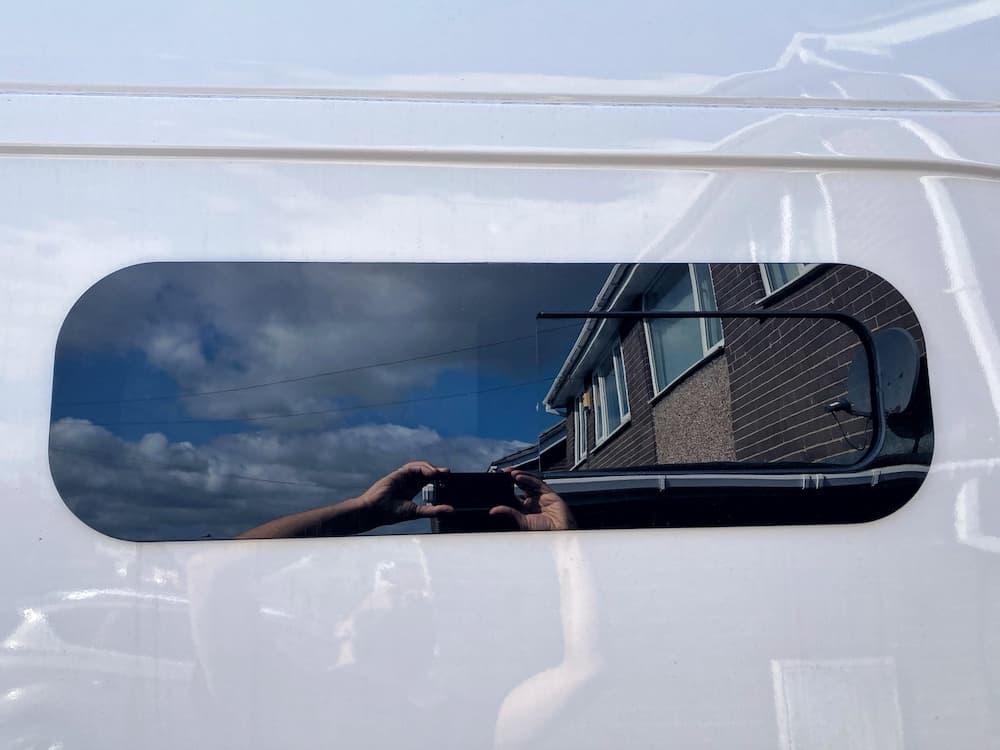 sprinter side window