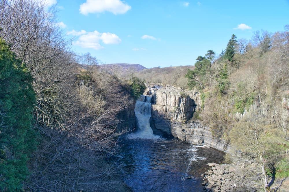 High Force Waterfalls