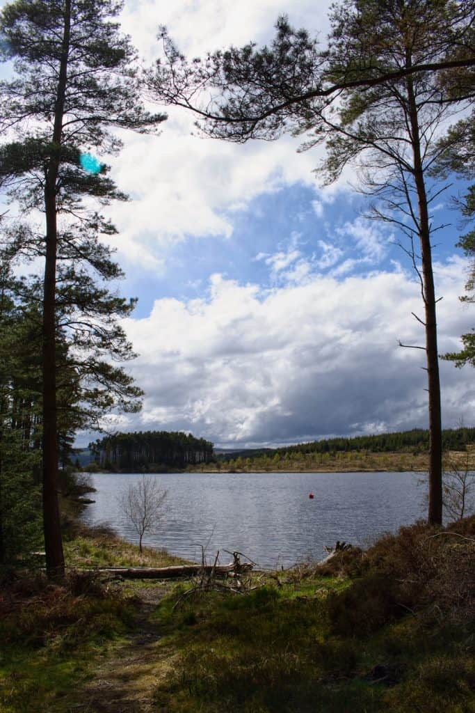 Kielder Reservoir