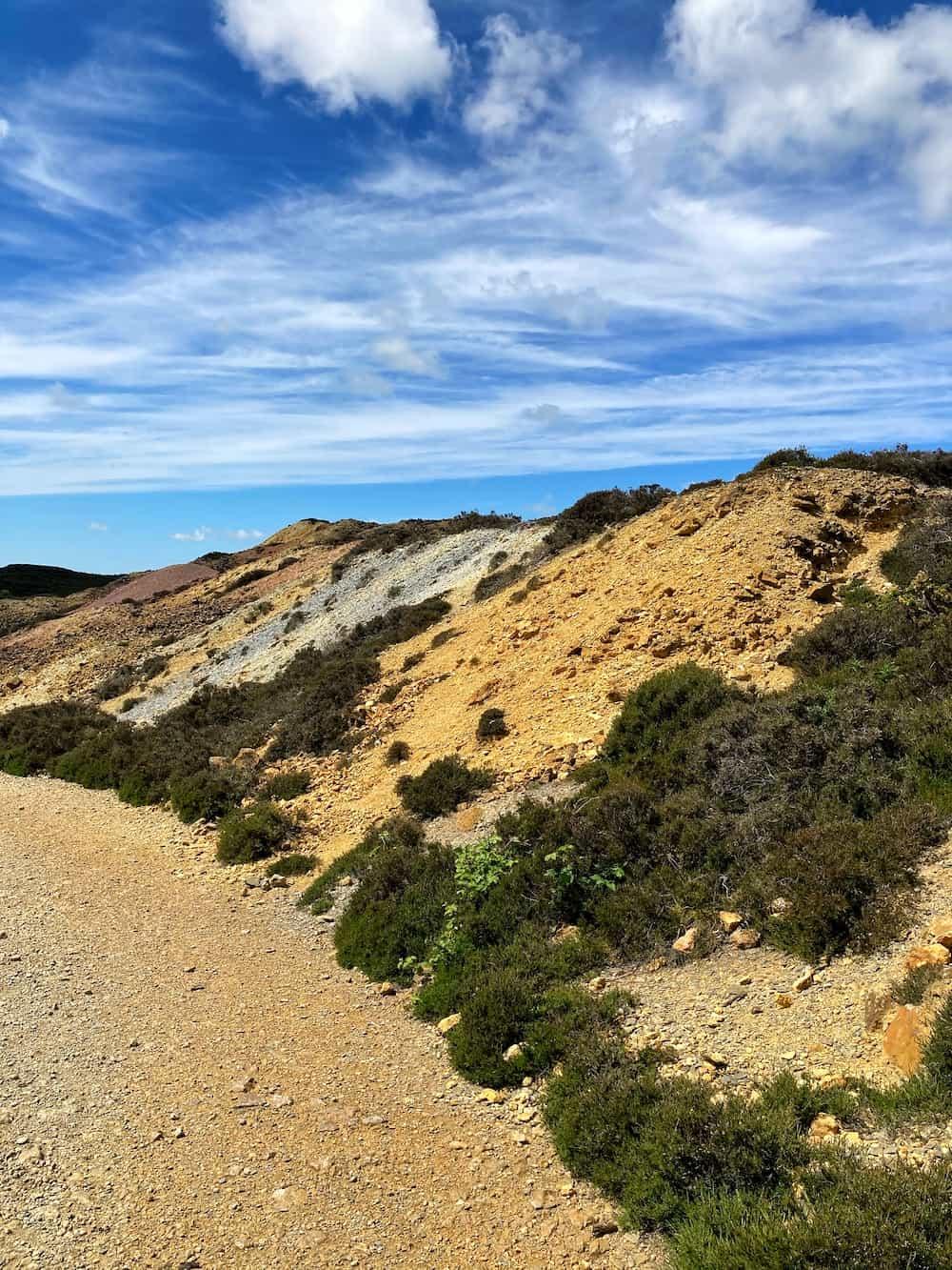 parys mountain walking route