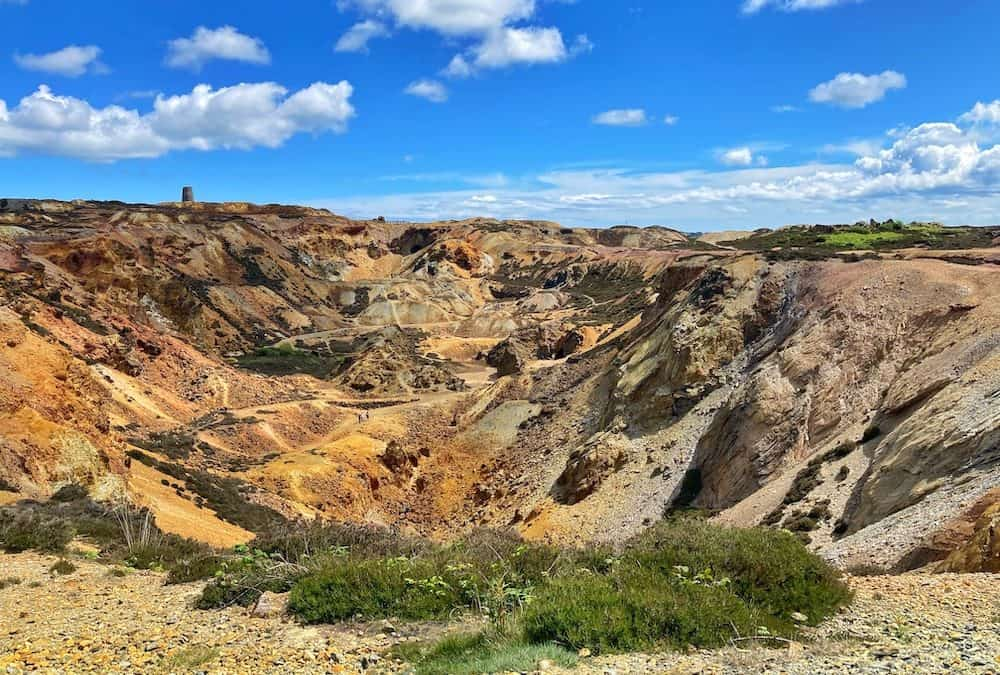 Parys Mountain Copper Mine: A Quick Guide