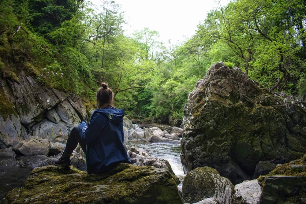 Fairy Glen Gorge Wales