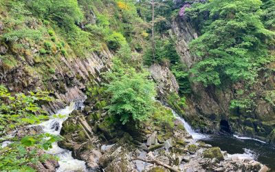 Conwy Waterfall Wales: Essential Info