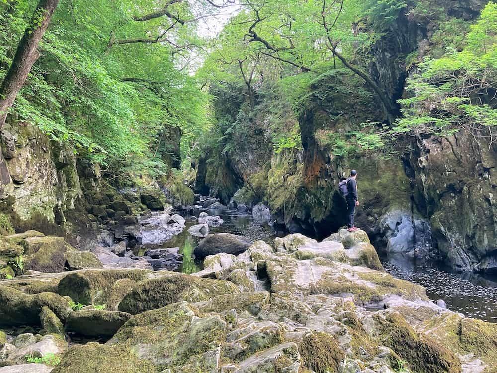 Fairy Glen Gorge