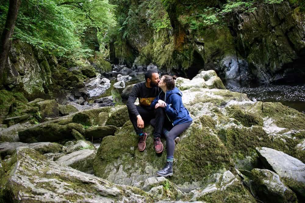 romantic getaway north Wales
