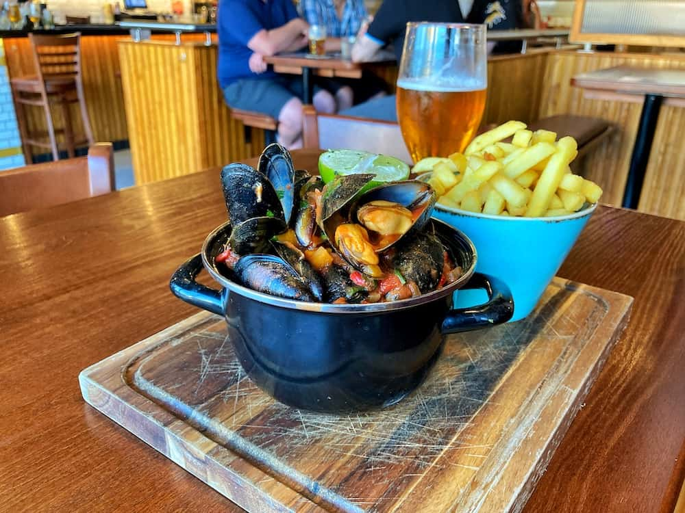 where to eat in Ayr